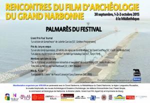 Palmares Narbonne Octobre 2015