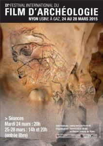 FILM d'archéologie NYON 1e Prix Vin des Terres lyonnaises